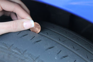 The penny tread test for your tires by Turn Key Automotive